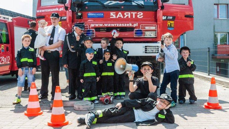 Strażacki Piknik Rodzinny to nie lada gratka dla dzieciaków (fot. mat. organizatora)