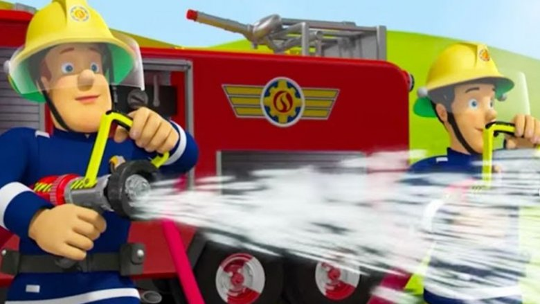 Seans poprzedzi spotkanie z prawdziwymi strażakami (fot. mat. organizatora)
