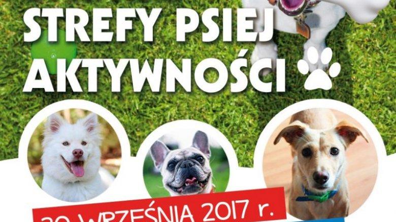 Strefa Psiej Aktywności zostanie otwarta 30 września (fot. mat. prasowe)