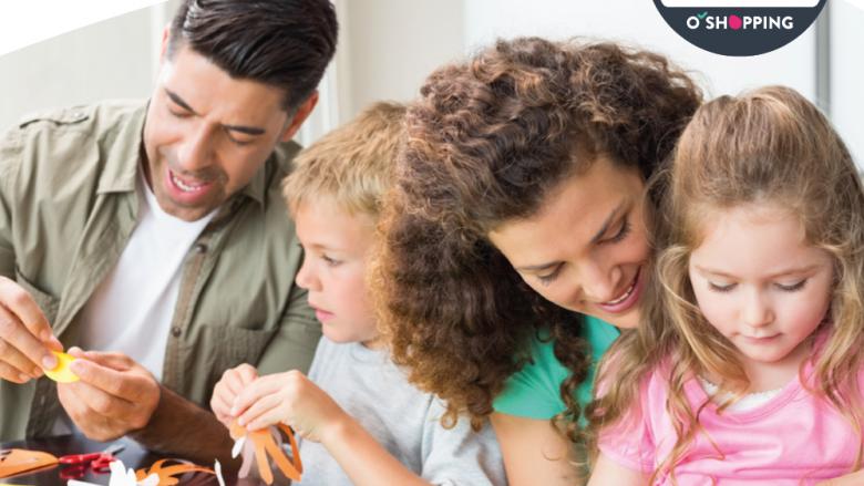 Dzieci z pomocą dorosłych stworzą swoje wymarzone maskotki i biżuterie (fot. mat. organizatora)