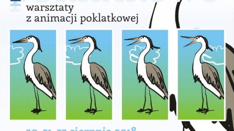 Na warsztatach dzieci stworzą krótki film animowany (fot. mat. organizatora)