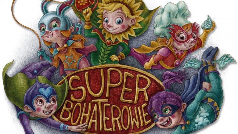 """Warsztaty w Teatrze """"Ateneum"""" przekonają najmłodszych, że każdy może zostać Superbohaterem (fot. mat. organizatora)"""