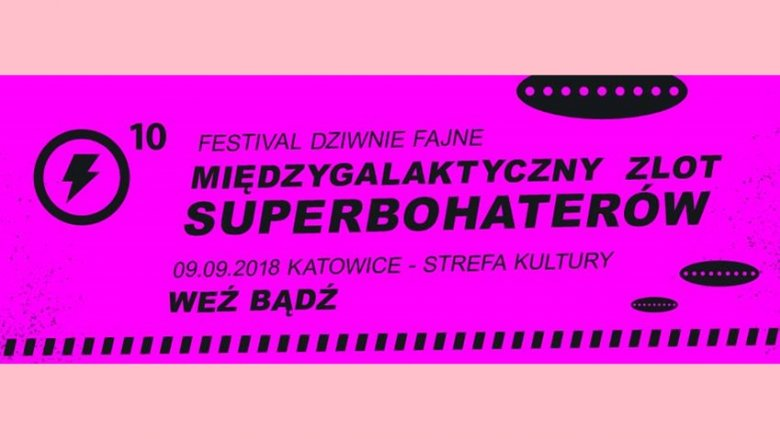 Już po raz 10. superbohaterowie spotkają się w Katowicach (fot. mat. organizatora)