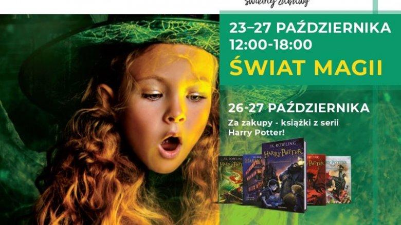 Czarodziejska Szkoła będzie działać od 23 do 27 października (fot. mat. organizatora)