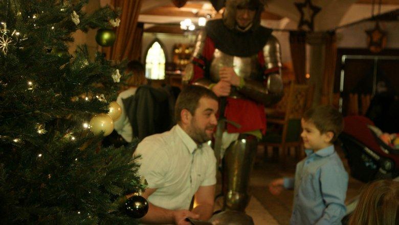 Do świąt przygotowuje się również Warownia Pszczyńskich Rycerzy (fot. mat. organizatora)