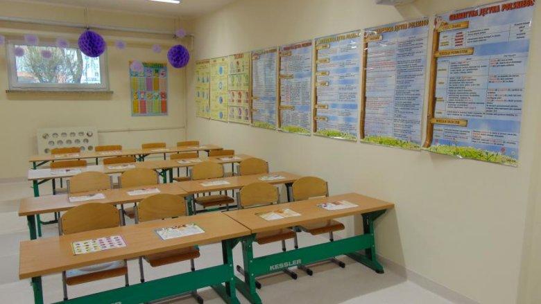 Zespół Szkolno-Przedszkolny nr 13 mieści się przy ul. Rubinowej 16a w Gliwicach (fot. mat. ZSP 13)