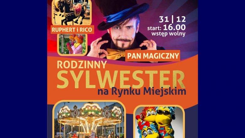Rodzinny Sylwester odbędzie się 31 grudnia w godz. 16-20 (fot. mat. organizatora)