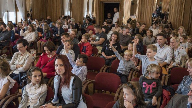 Szafing dziecięcy odbędzie się 6 października w PKZ (fot. Marek Wesołowski)