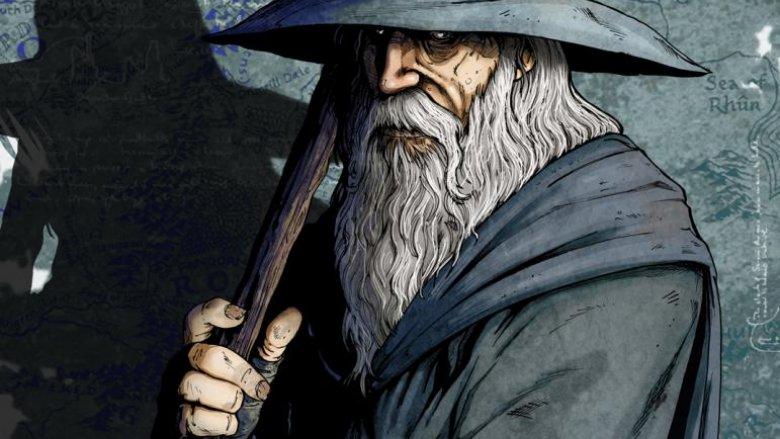 11. edycji szwendania po okolicy towarzyszyć będzie Gandalf Szary (fot. mat. organizatora)