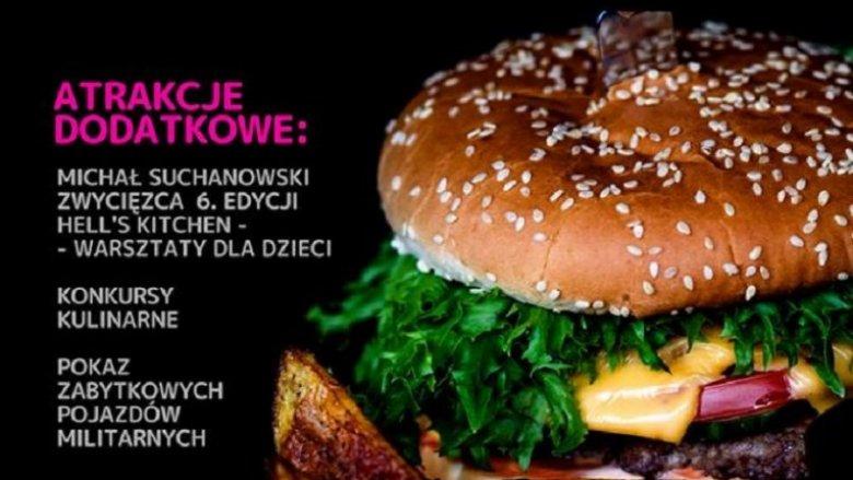 Jedzenie będzie serwowane od 5 do 7 kwietnia (fot. mat. organizatora)