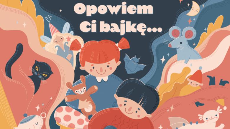 Bo bajki najlepiej opowiada się w teatrze (fot. mat. Teatru Miejskiego w Gliwicach)