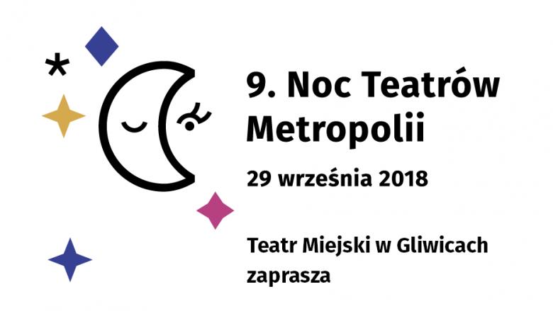 Podczas tegorocznej Nocy Teatrów Metropolii w Teatrze Miejskim w Gliwicach czeka wiele atrakcji (fot. mat. organizatora)
