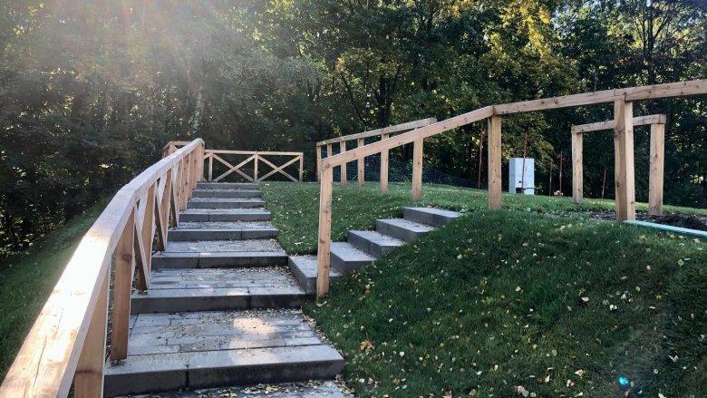 fot. mat. FB Tor Saneczkowy w Parku Kościuszki