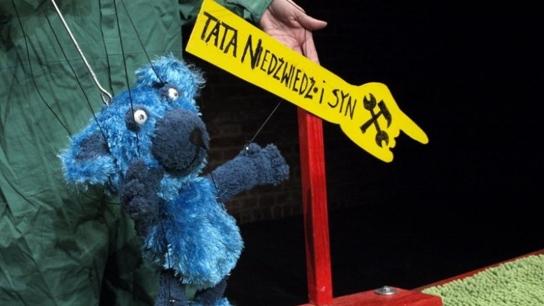 """""""Tymoteusz Majsterklepka"""" to spektakl, który obejrzycie w miejsce zaplanowanego """"Szewczyka Dratewki"""" (fot. mat. Teatr Gry i Ludzie)"""