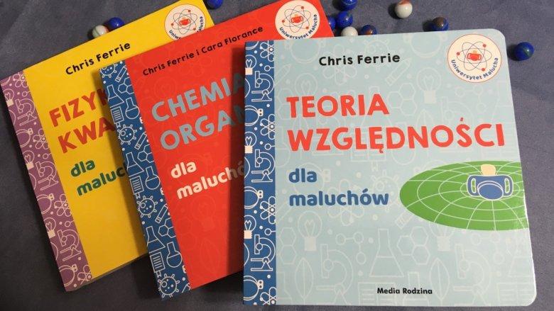 Autorem serii jest Chris Ferrie (fot. mat. Ewelina Zielińska/SilesiaDzieci.pl)