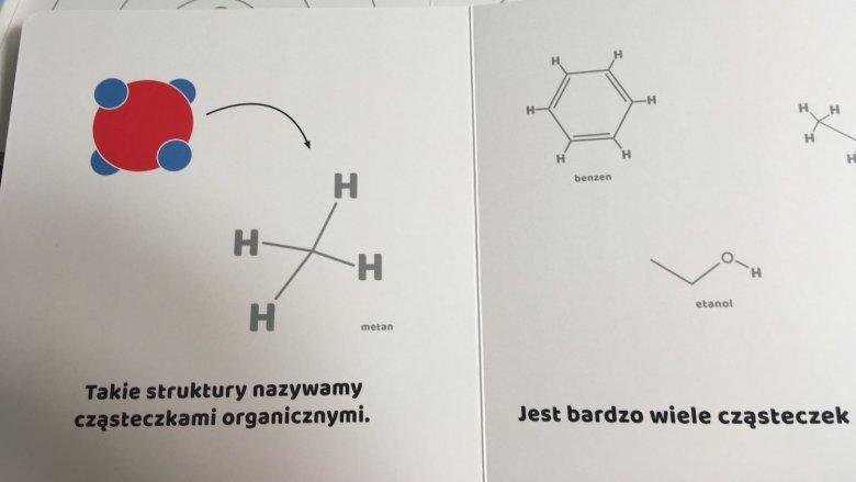 Dzieci poznają zagadnienia m.in. z chemii, fizyki (fot. mat. Ewelina Zielińska/SilesiaDzieci.pl)