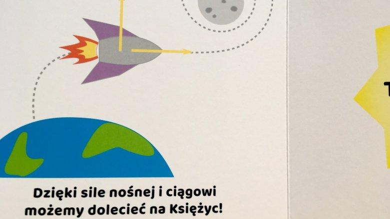 """""""Technologia kosmiczna dla maluchów"""" z rakietami i kosmosem pobudza wyobraźnię dzieci (fot. Ewelina Zielińska/SilesiaDzieci.pl)"""