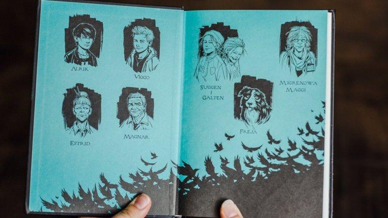 Nietuzinkowi bohaterowie to mocna strona tej serii (fot. Ewelina Zielińska)