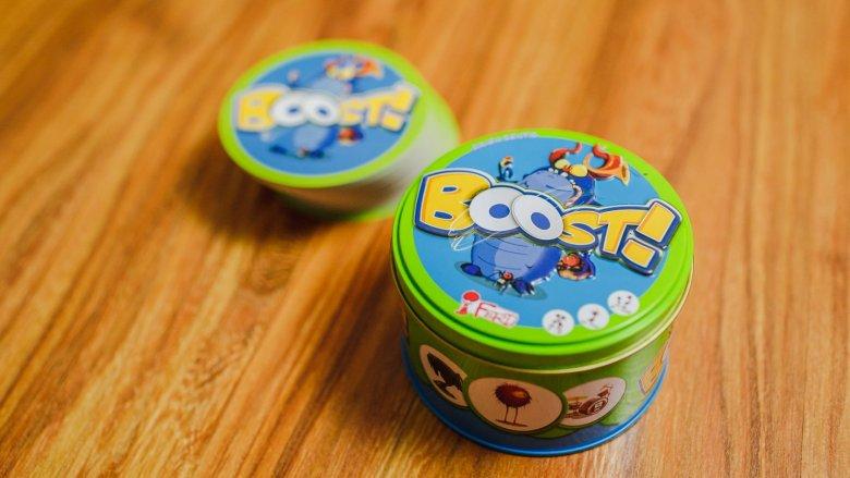 """""""Boost!"""" to szybka, emocjonująca gra od wydawnictwa REBEL (fot. Ewelina Zielińska)"""