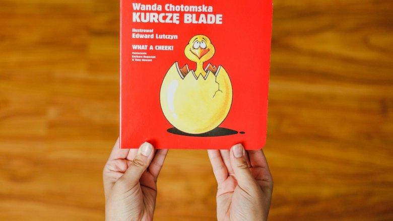 Kurczę Blade Pełne świeżych Kolorów Silesia Dzieci