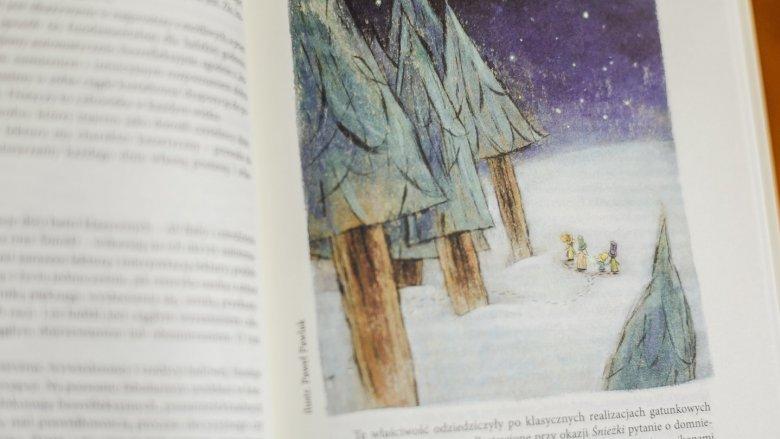 Książka ta przywoła wiele wspomnień z naszych własnycn dziecięcych lektur (fot. Ewelina Zielińska)