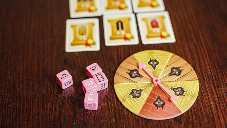 """Dwa warianty gier pozwolą cieszyć się """"Trzema małymi świnkami"""" jeszcze dłużej (fot. Ewelina Zielińska)"""