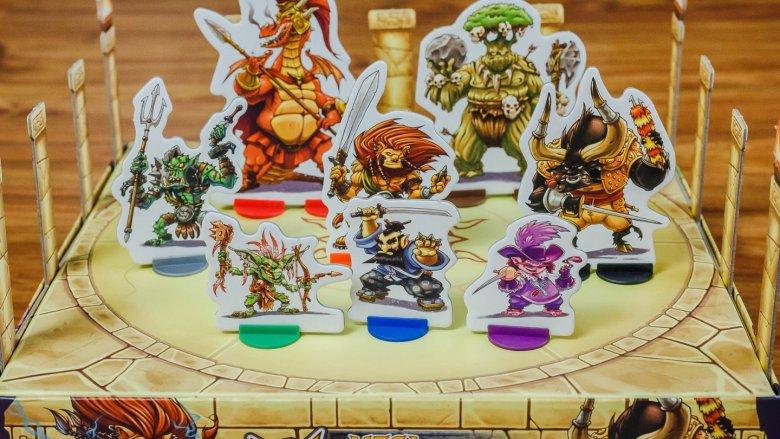 Warto zagrać każdą postacią, ponieważ mają one różne cechy (fot. Ewelina Zielińska)