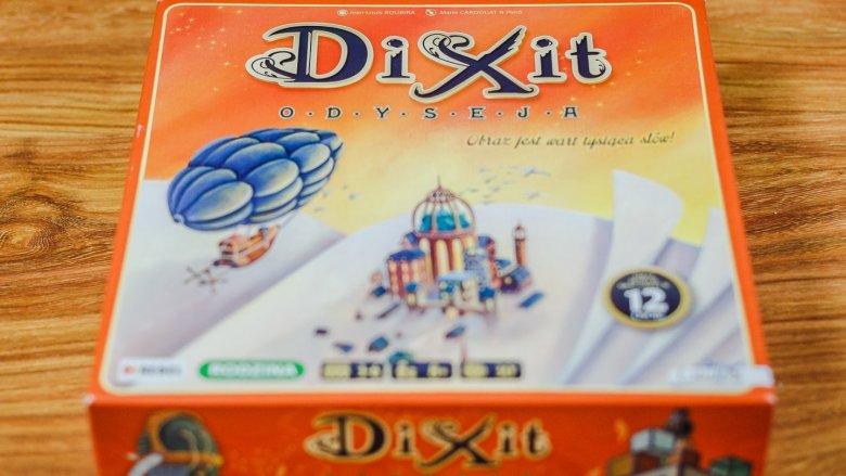 Dixit Odyseja to gra, w której obraz wart jest tysiąca słów (fot. Ewelina Zielińska)