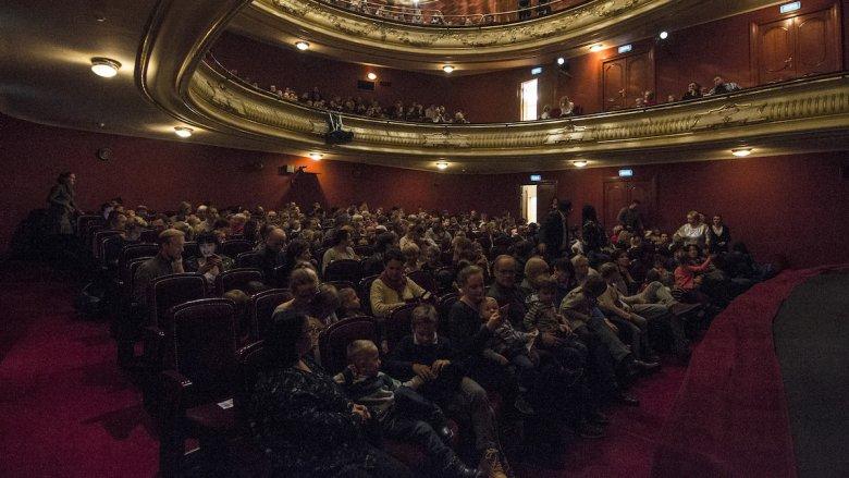 Urodziny Świnki Peppy odbyły się w Operze Śląskiej w Bytomiu (fot. mat. organizatora)