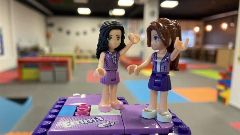 W 1000 Klocków małe fanki dołączą do dziewczęcej paczki Lego Friends (fot. mat. organizatora)