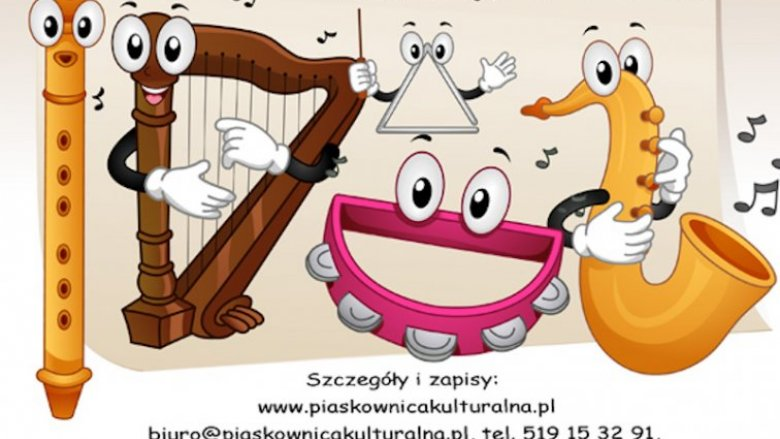 W rytmie malucha to zajęcia pełne muzykalnych zabaw dla najmłodszych dzieci (fot. mat. organizatora)