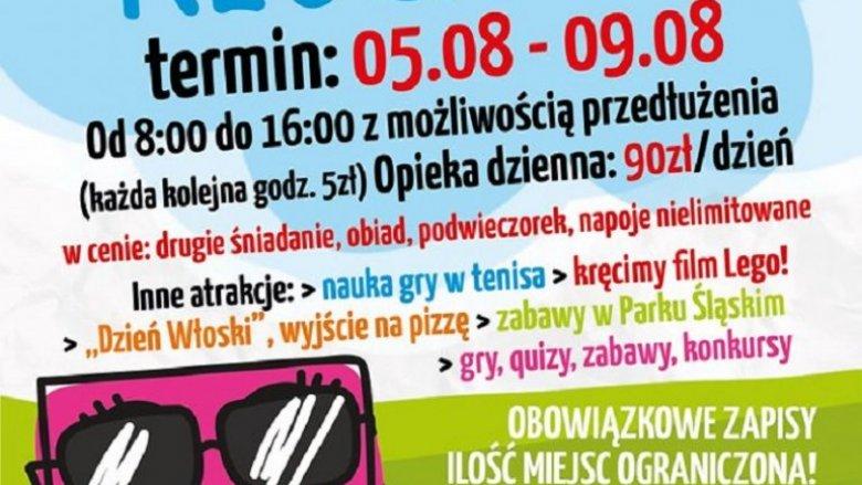 Półkolonie to zabawa z LEGO i wiele innych atrakcji (fot. mat. organizatora)