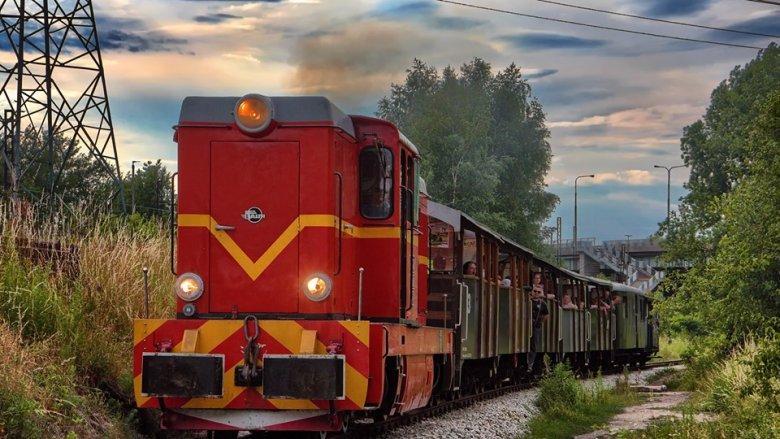 Trasa ma długość 21 km i prowadzi z Bytomia do Miasteczka Śląskiego (fot. mat FB SGKW Bytom)