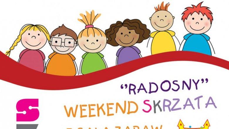 Weekend SKrzata to atrakcje przygotowane specjalnie dla najmłodszych (fot. mat. organizatora)