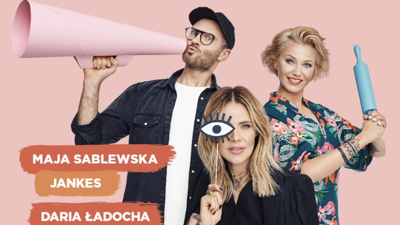 Maja Sablewska, Daria Ładocha i Jankes - to nie wszystkie gwiazdy, które zawitają do galerii Libero w weekend (fot. mat. organizatora)