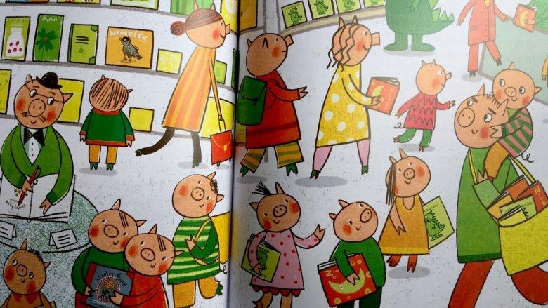 Świat Ryjka to świat rodziny, ciepły, przytulny i przewidywalny (fot. Ewelina Zielińska/SilesiaDzieci.pl)