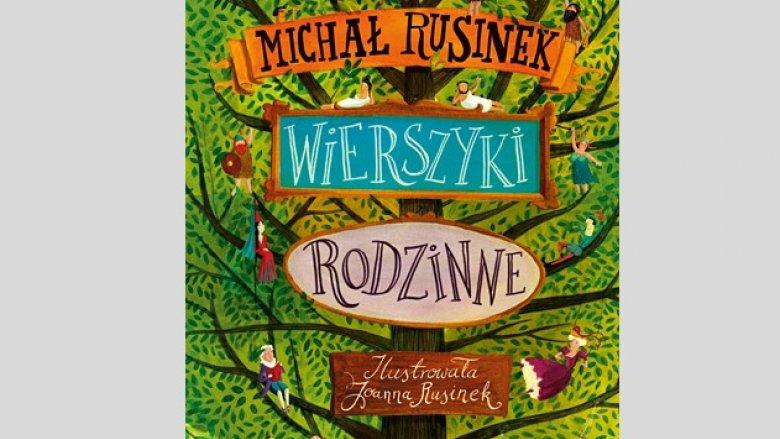 """""""Wierszyki rodzinne"""" idealne na poprawę humoru (fot. materiały usmesmake.pl)"""