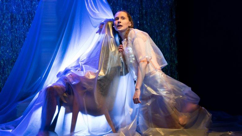Spektakl to historia o marzeniach i miłości (fot. mat.organizatora)