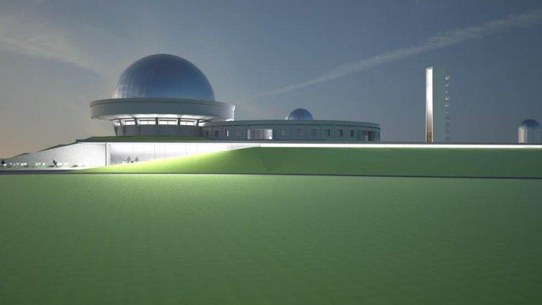 W nowym Planetarium zobaczymy tornado, przeżyjemy trzęsienie ziemi i polecimy w kosmos (fot. mat. organizatora)