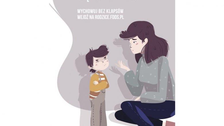 Alternatywą dla klapsa nie jest wychowywanie bezstresowe– można skutecznie wyznaczać dziecku granice w mądry sposób, z szacunkiem dla jego praw (fot. mat. organizatora)
