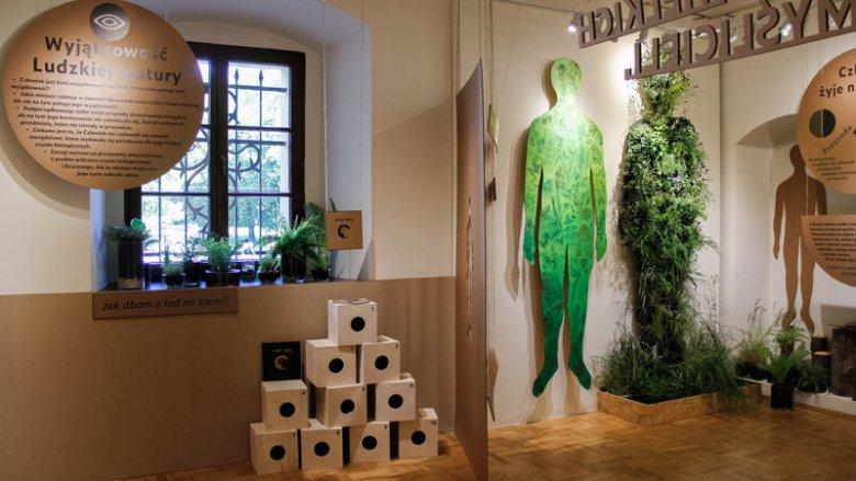 Wystawa będzie czynna do 16 sierpnia (fot. mat. SCS - Zamek Sielecki)