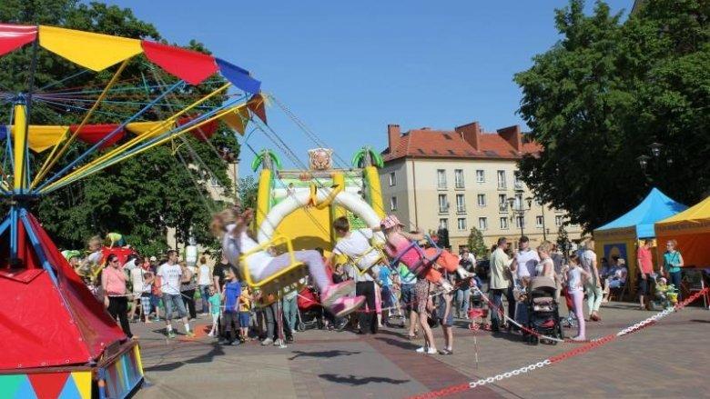 2 czerwca w godz. 14-18 warto wstąpić na Plac Baczyńskiego w Tychach i skorzystać z przygotowanych atrakcji (fot. mat. UM Tychy)