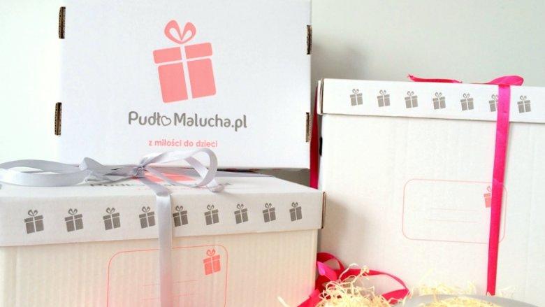 Pudełka stosowane przez firmę mogą być z powodzeniem wykorzystane np. do przechowywania zabawek (fot. mat. pudlomalucha.pl)