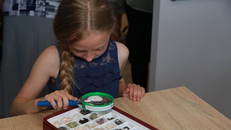 W salach dzieci mogą korzystać z ciekawych pomocy naukowych (fot. mat. WFOŚiGW)