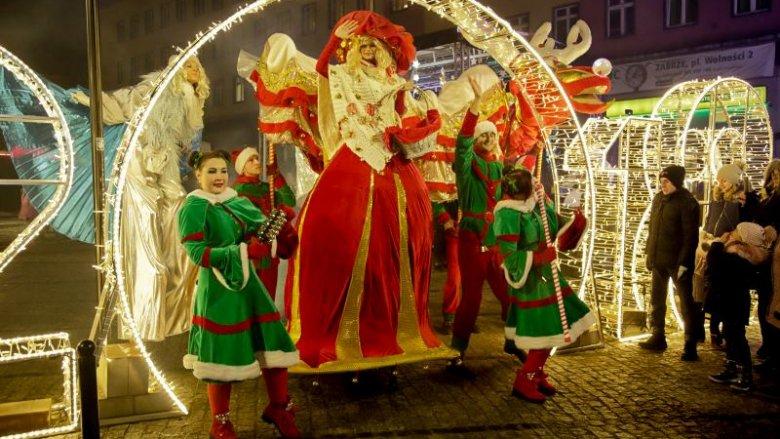 Jarmark odbywać się będzie od 6 do 21 grudnia na Placu Wolności w Zabrzu (fot. archiwum zdjęć na Fb MOK Zabrze)