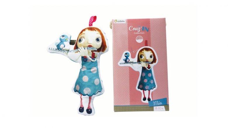 Lala Mia. Wszystkie lalki przeznaczone są dla dziewczynek w wieku od 8 lat (fot. mat. sklep.placfrancuski.pl)