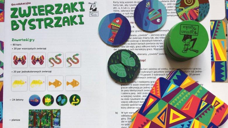 Gra dedykowana jest dzieciom od lat 5 (fot. Ewelina Zielińska/SilesiaDzieci.pl)