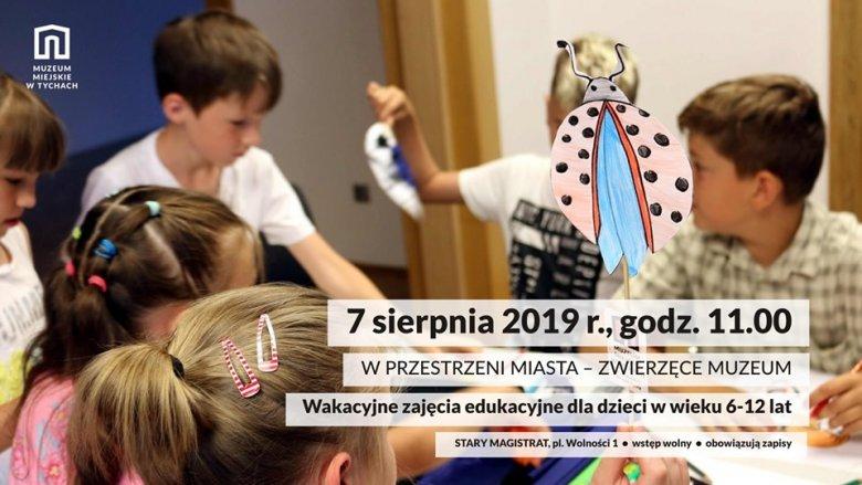 Zajęcia odbędą się 7 sierpnia w Muzeum Miejskim w Tychach (fot. mat. organizatora)