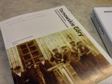 Na zdjęciu wniosek, który czeka na rozpatrzenie w paryskim centrum UNESCO (fot. mat. prasowe)
