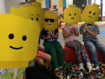 Ferie w Kreatywnym Centrum Rozrywki 1000 Klocków odbędą się 18-22 lutego (fot. mat. organizatora)